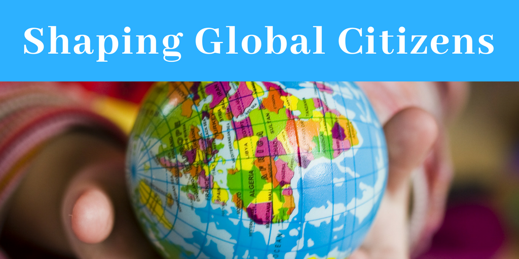 Creating a Globally Minded Classroom Doesn't Have to be Overwhelming