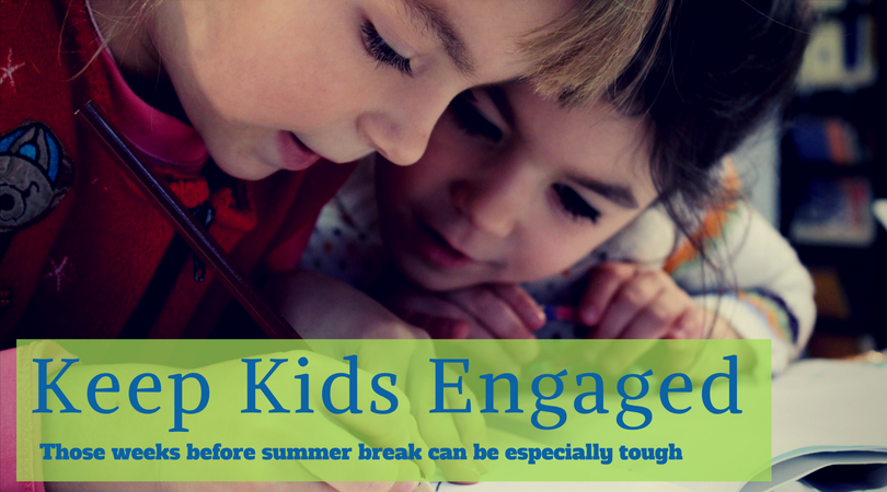 Keep Students Engaged When the Weather Warms Up